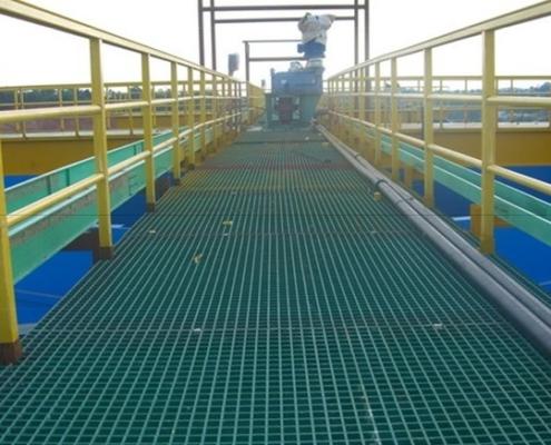 FRP Handrail System 02