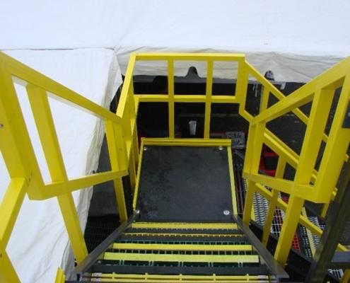 FRP Handrail System 03