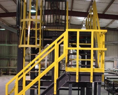 FRP Handrail System 04