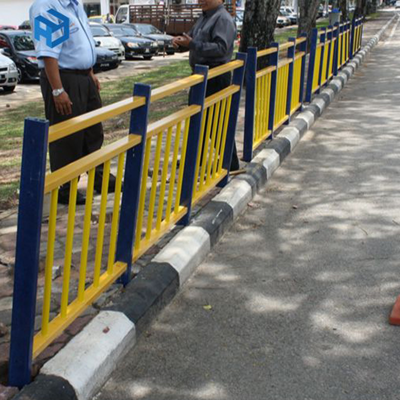 FRP Platform & Handrail