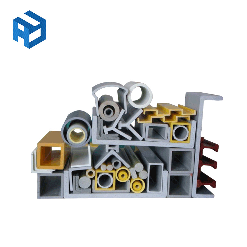 FRP Pultruded Profile 01
