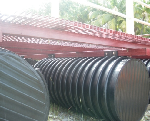 FRP Pultrusion Grating 02