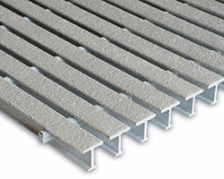 T-shape type Pultruded FRP grating