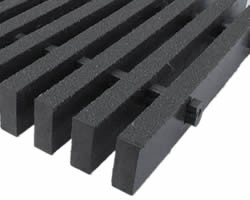 high-load bars Pultruded FRP grating
